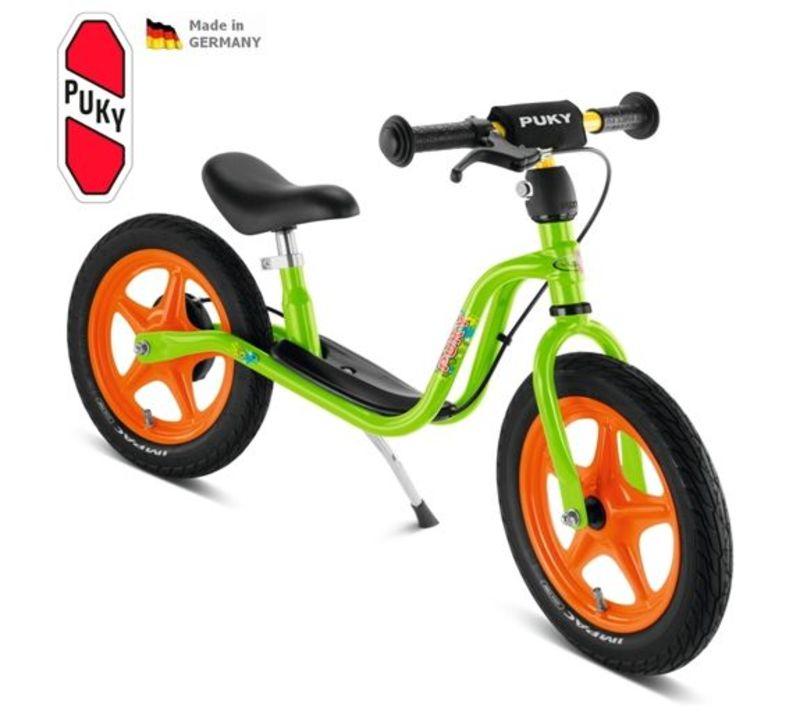 Odrážadlo s brzdou PUKY Learner Bike LR 1 BR zelená