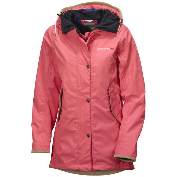 Kabát Didriksons Olivia 500077-370