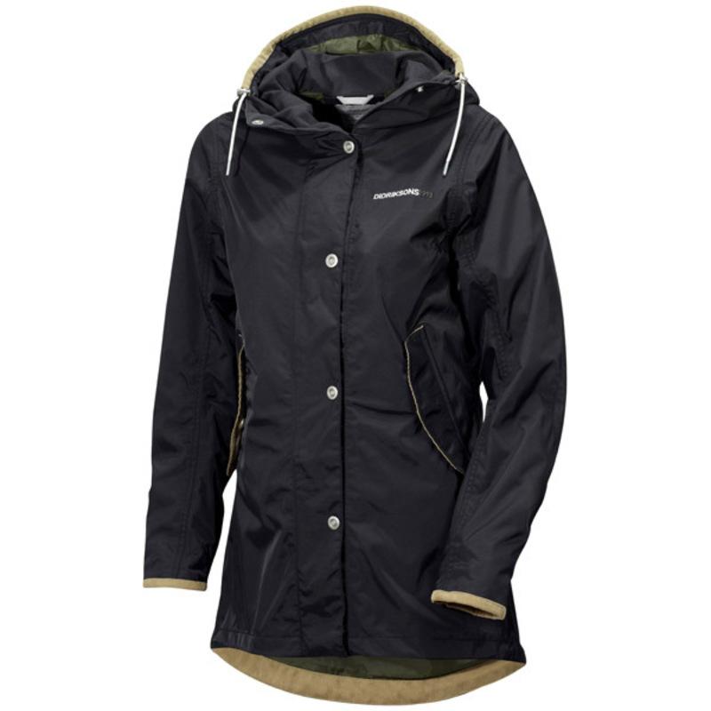 Kabát Didriksons Olivia 500077-060