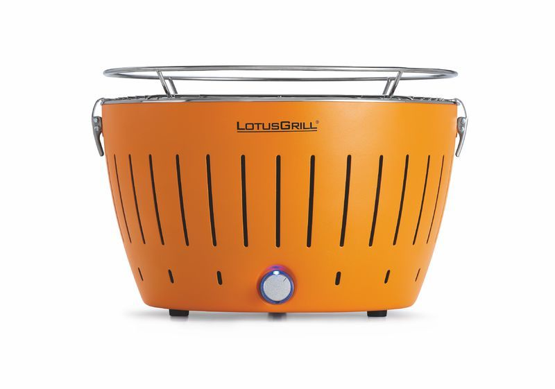 Lotus Grill Orange - G-OR-34