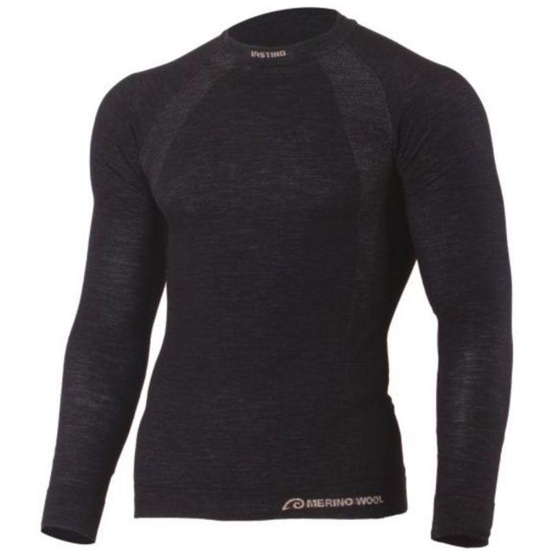 Pánske Termo triko Lasting Wapol 9090 čierne L/XL