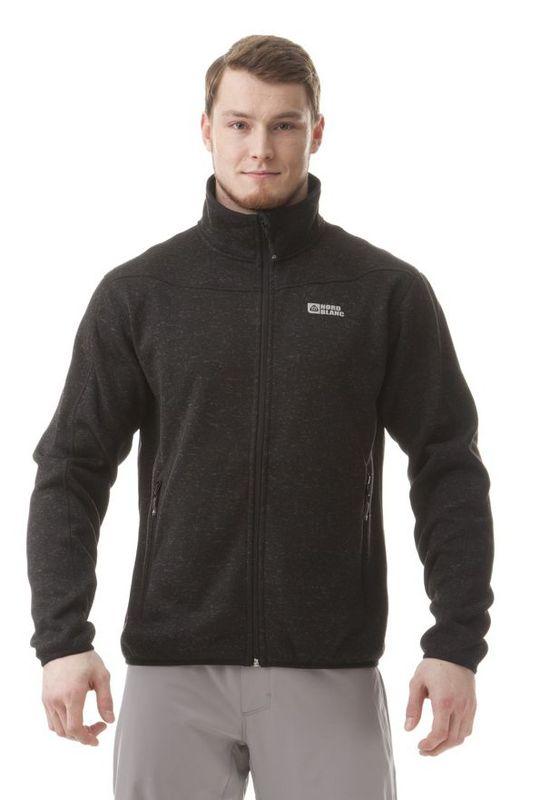 Pánsky fleecový sveter Nordblanc NBSFM5685_CRN S