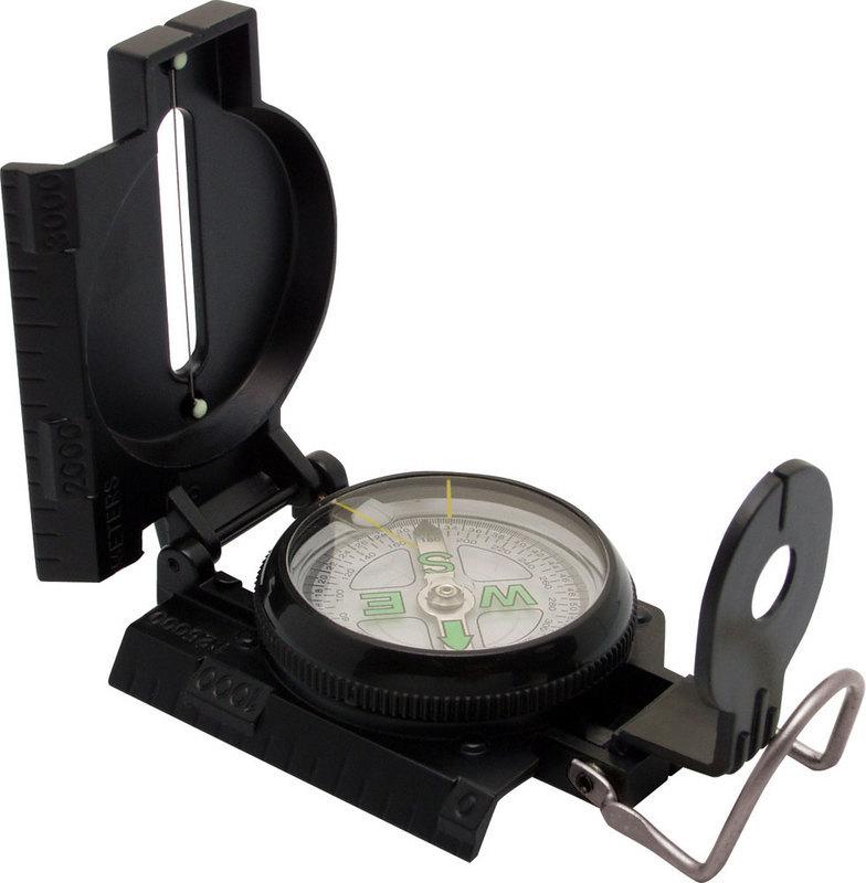 Zameriavací kompas Baladéo Off Tracks PLR203
