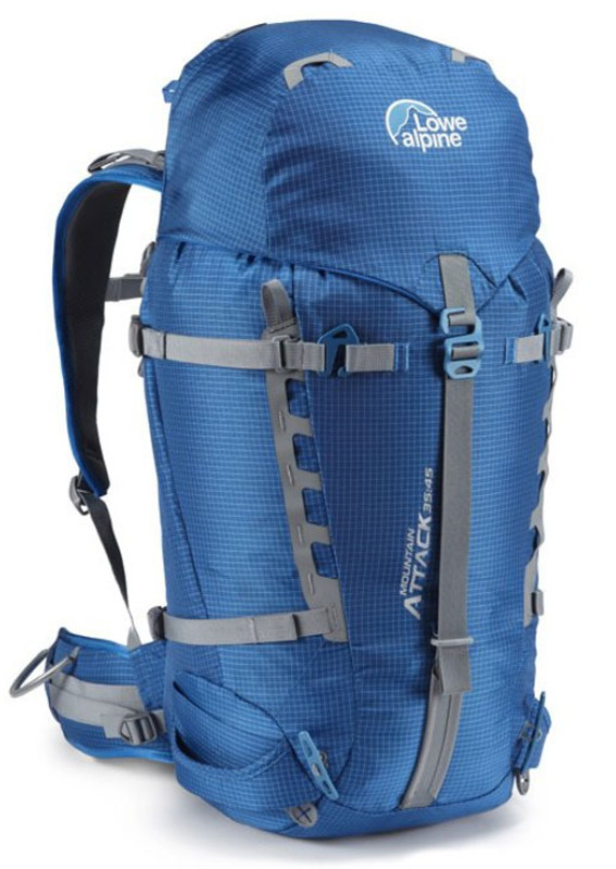 Batoh Lowe alpine Mountain Attack 35:45 Surf blue / azure