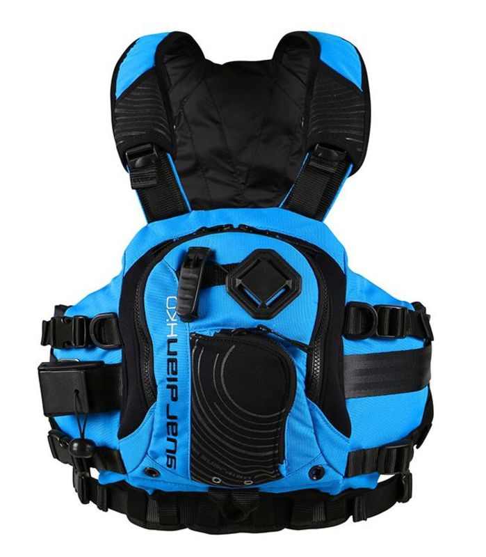 Plávacie vesta Hiko Guardian 12000 modrá