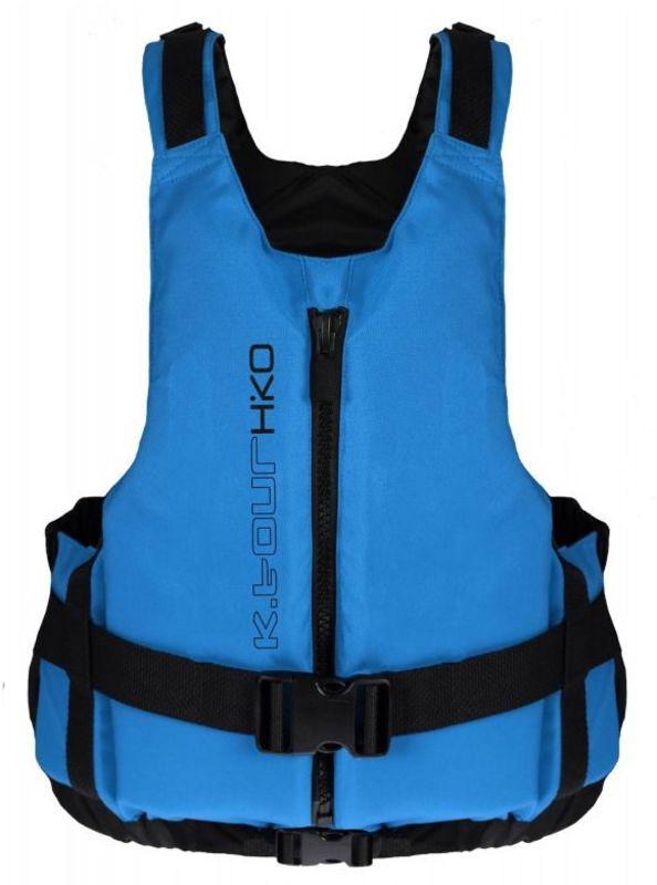 Plávacie vesta Hiko K-Tour 17600 modrá