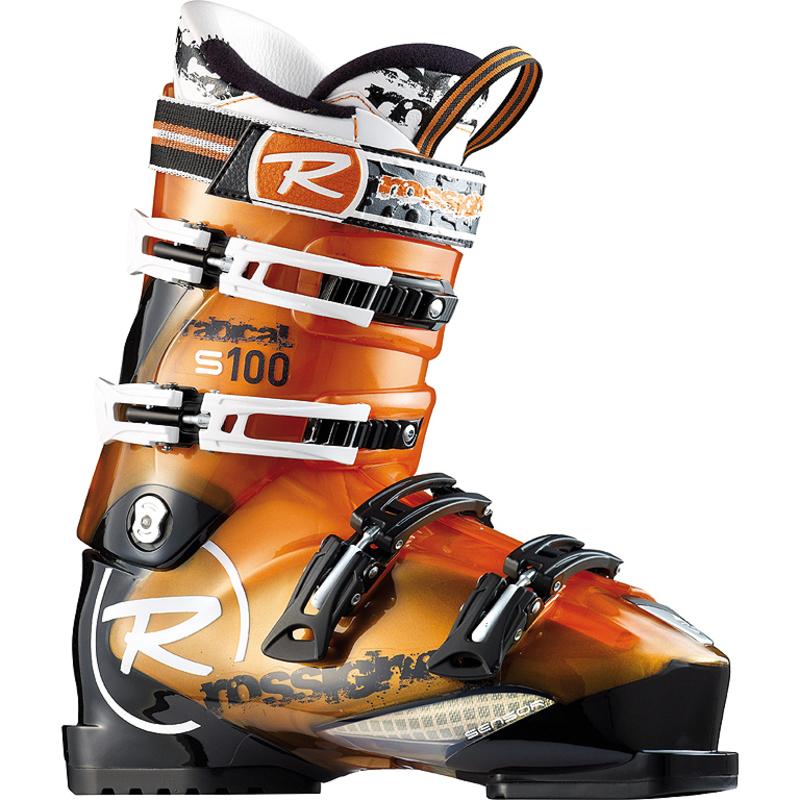 Lyžiarske topánky Rossignol Radical Sensor 100