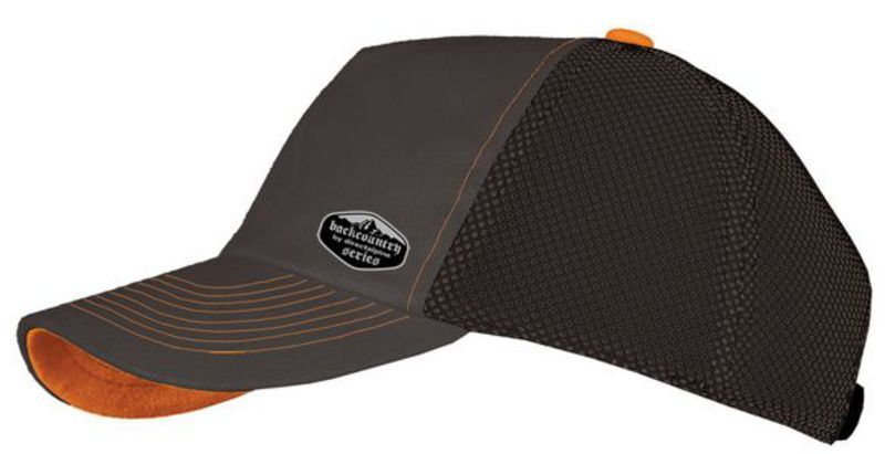 Šiltovka Direct Alpine RIDER BCS grey / orange