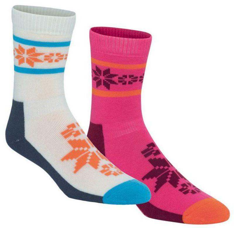 Ponožky Kari Traa RUSA WOOL SOCK 2PK LAKS