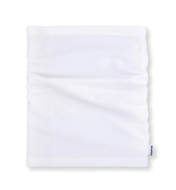 Fleecový nákrčník Kama S01 101 biela