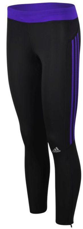Bežecké nohavice adidas Response Long Tight W S14815