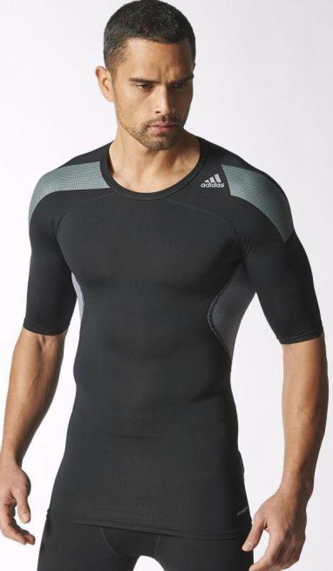 Tričko adidas TechFit Cool Short Sleeve Tee S19441