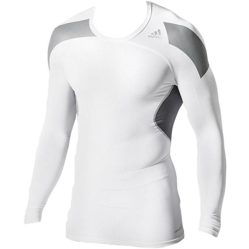 Tričko adidas TechFit Long Sleeve Tee S19451