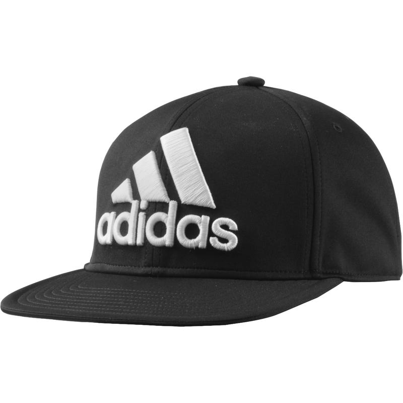 Šiltovka adidas Flat Brim Hat Fitted S20551