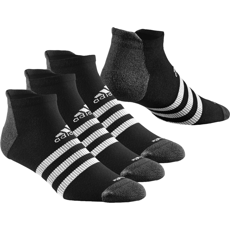 Ponožky adidas Climalite Cushioned Liner 3 pairs S24631