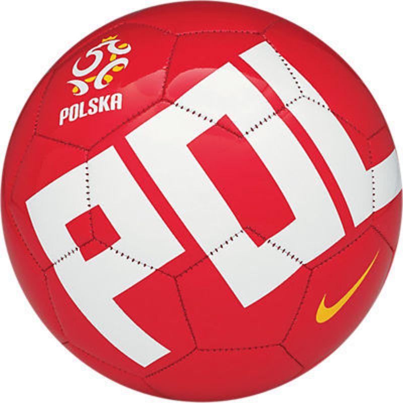 Lopta Nike Poland Supporters SC2060-617