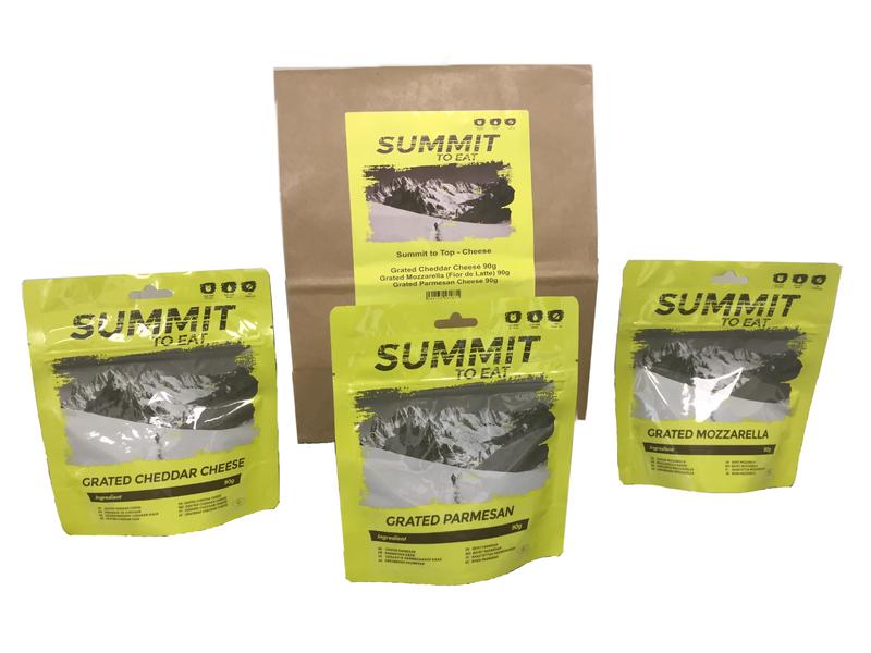 Summit To Eat Syr - 3 druhy 884100