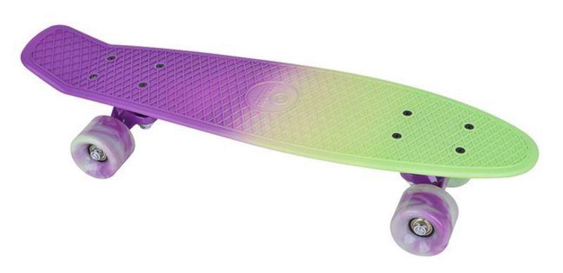 Skateboard Tempish BUFFY SWEET purple/ green