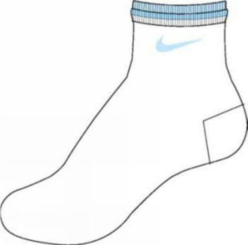 Ponožky Nike Femme SX0962-143