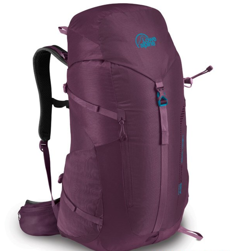 Batoh LOWE ALPINE AirZone Trail ND 24 Berry