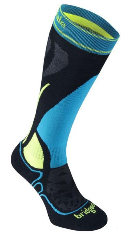 Ponožky Bridgedale Ski Junior Racer L (7-8,5)