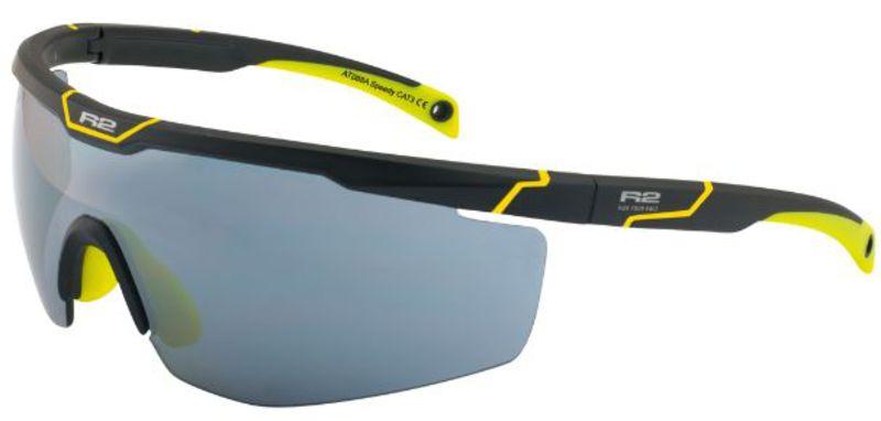 Športové slnečné okuliare R2 Speedy čierno žlté AT088A - gamisport.sk d49b7081a77