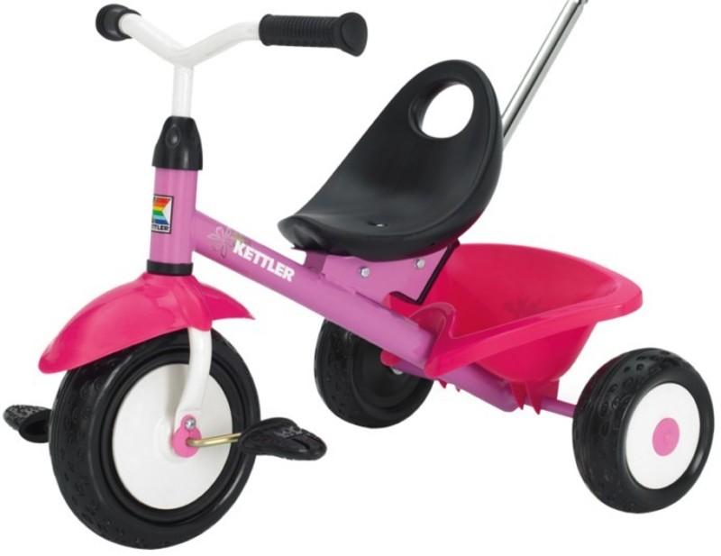 Trojkolka Kettler Funtrike Pink 8176-000
