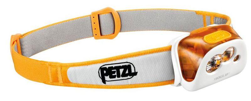čelovka Petzl Tikka XP 2015 Oranžová - E99HOU