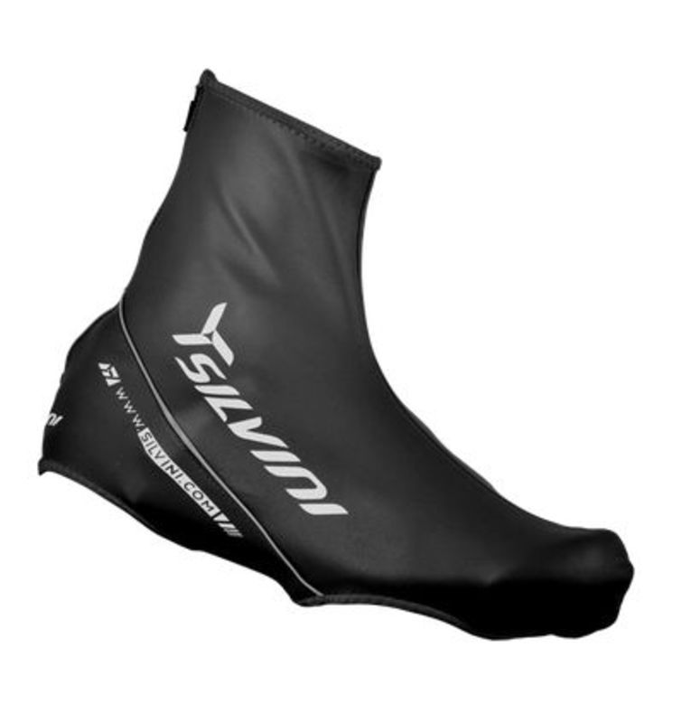 Cyklistické návleky na topánky Silvini TUBO UA724 black
