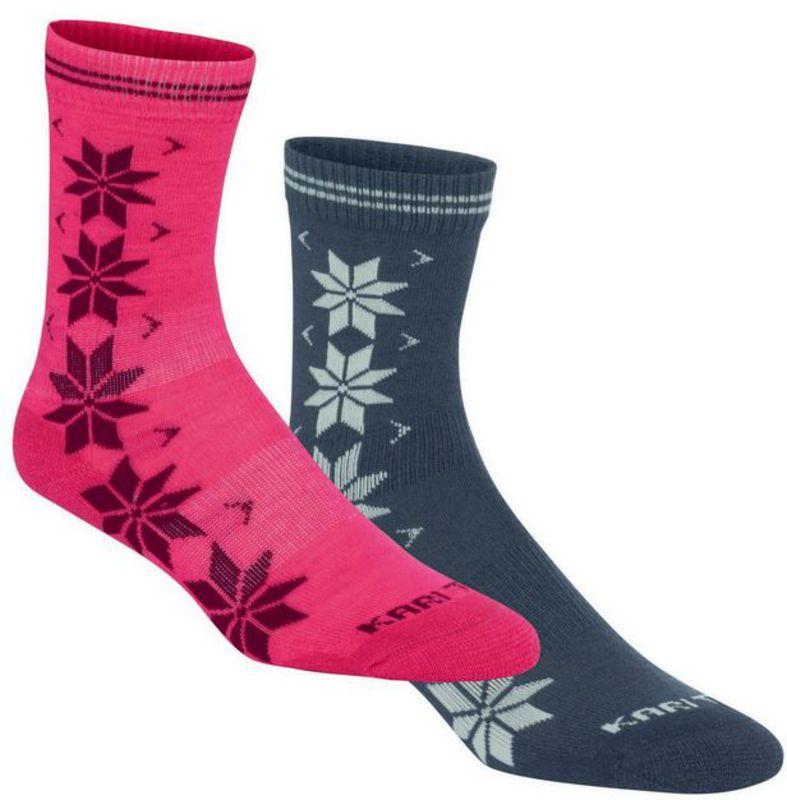 Ponožky Kari Traa VINST WOOL SOCK 2PK KPK