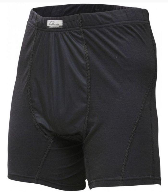 vlnené boxerky Lasting Nico+ 9090 čierna XL