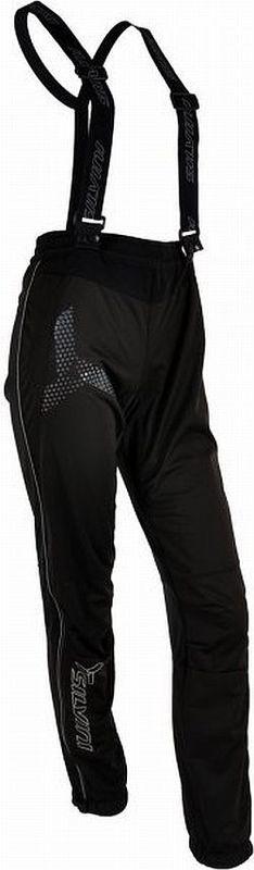 Dámske softshell nohavice Silvini Pro Forma WP321 black