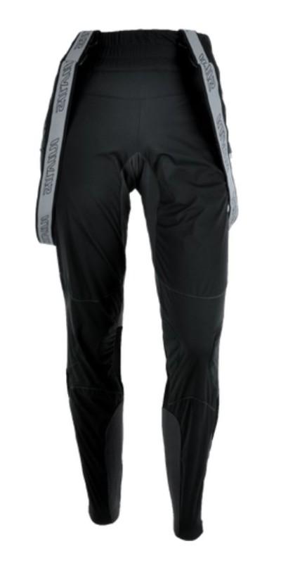 Dámske nohavice na bežky Silvini Ovesca WP1111 black M