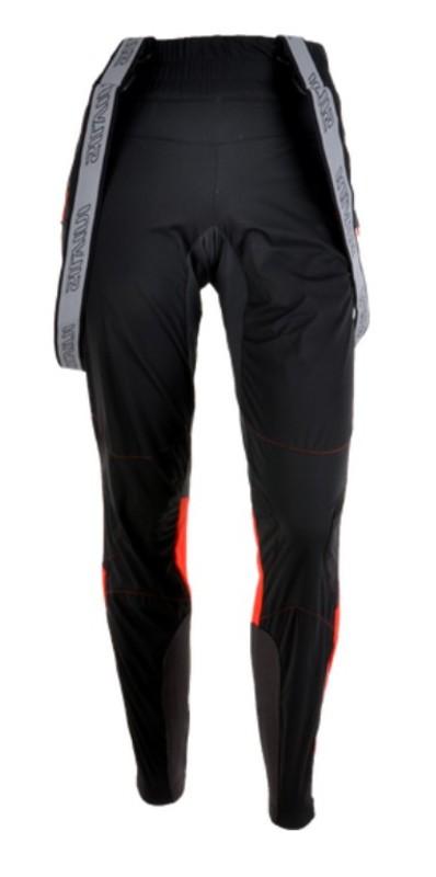 Dámske nohavice na bežky Silvini Ovesca WP1111 black-red S