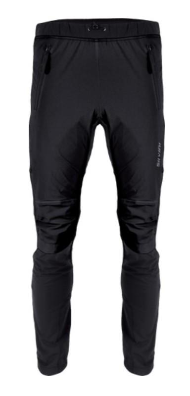 Dámske skialpové nohavice Silvini SORACTE WP1145 black XL