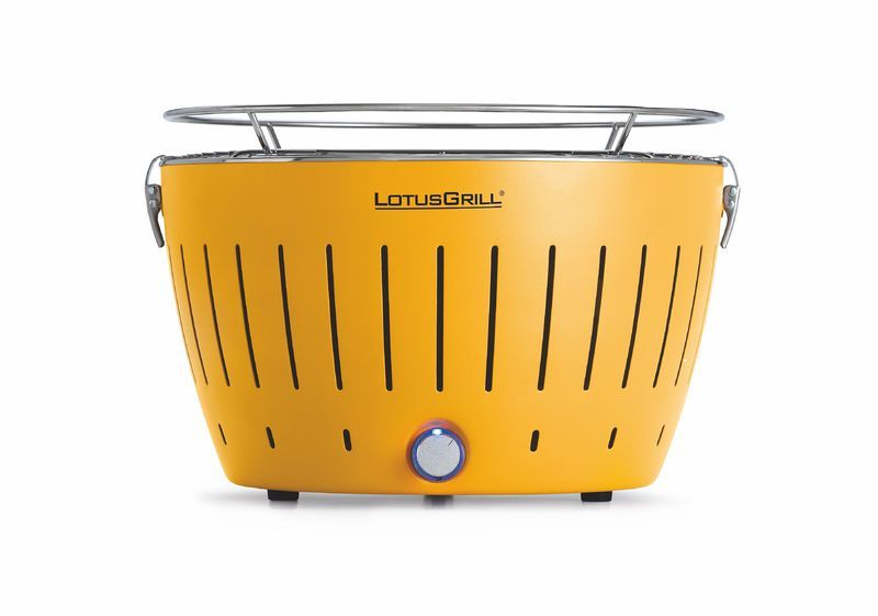 Lotus Grill Yellow - G-GE-34