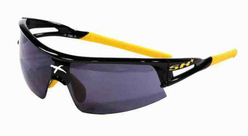 Okuliare SH+ RG-4600 Black/Yellow