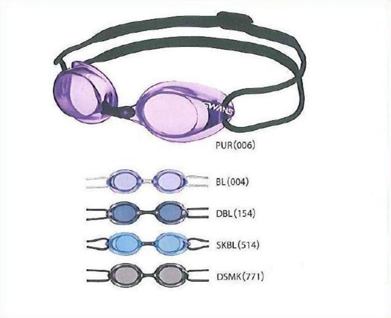 Plavecké okuliare Swans SR-1N