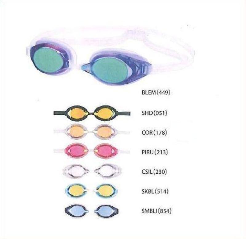 Plavecké okuliare Swans SR-2M