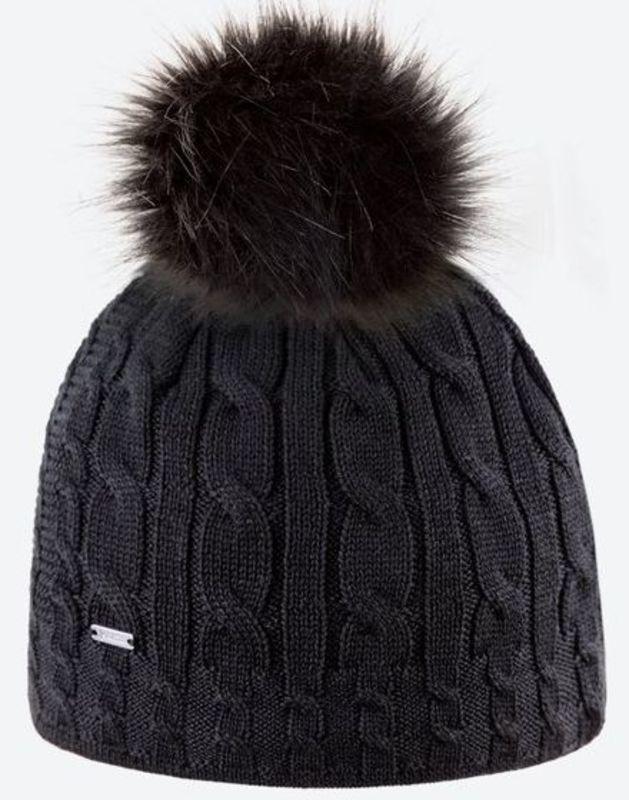 Pletená Merino čiapka Kama A121 110