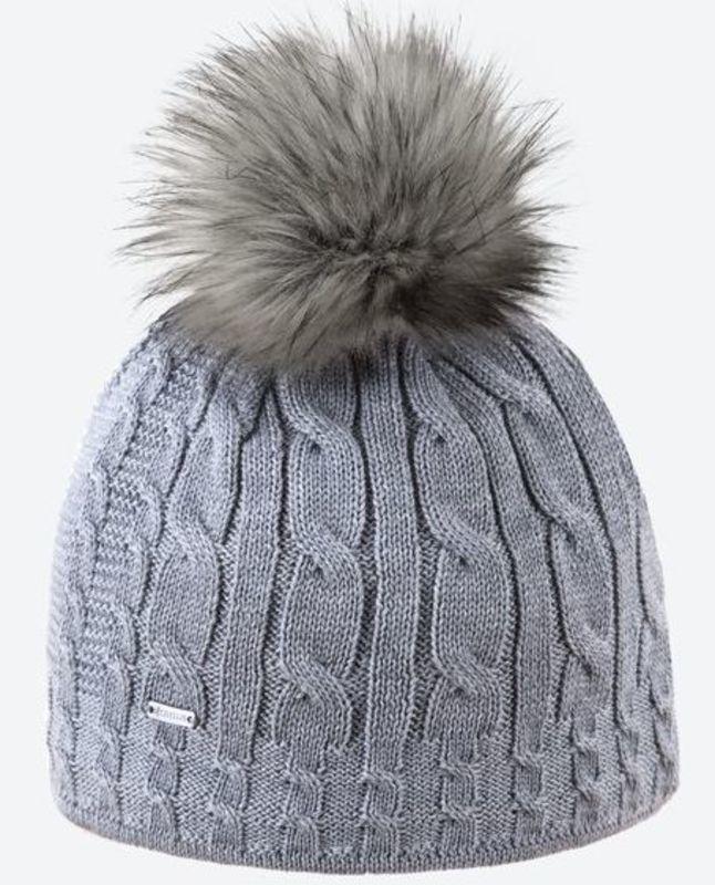 Pletená Merino čiapka Kama A121 109