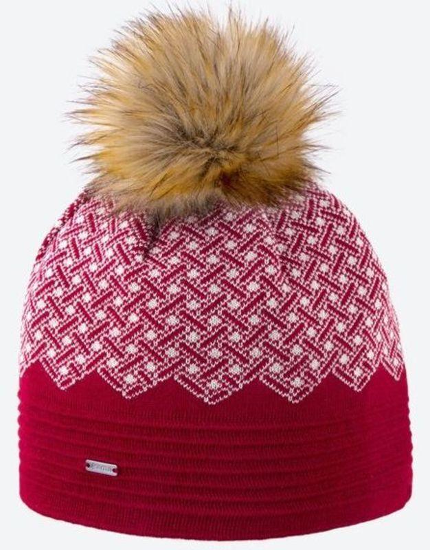 Pletená Merino čiapka Kama A130 104