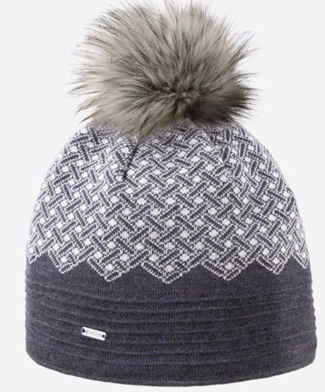Pletená Merino čiapka Kama A130 111