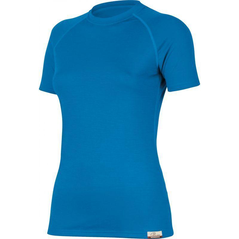 Merino triko Lasting ALEA 5151 modré vlnené L