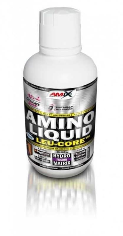 Amix Amino LEU-CORE ™ liquid, 920ml