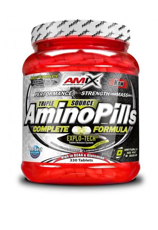 Amix Amino Pills - 330 tablet