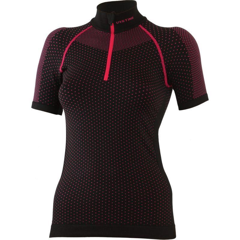 Merino triko Lasting ASTA 9040 čierna S/M