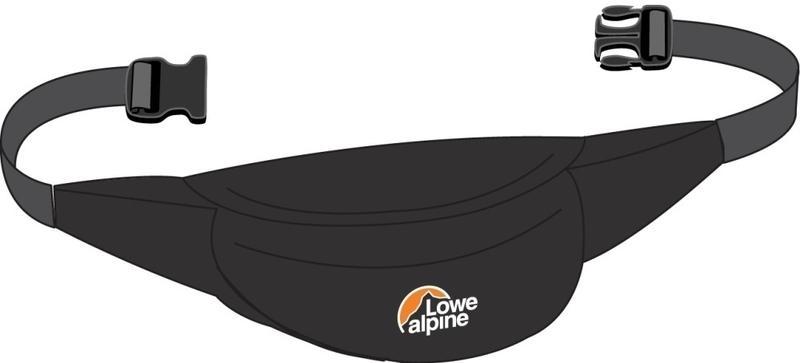 Ľadvinka Lowe alpine Mini Belt Pack - 431 black