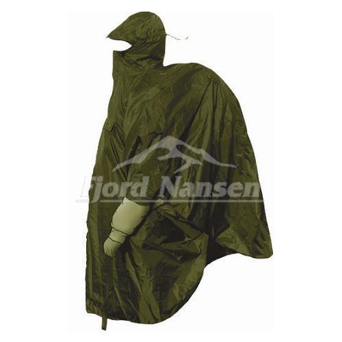 Pončo Fjord Nansen Backpacker s priestorom na batoh 46315-308