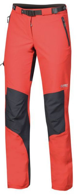 Nohavice Direct Alpine Badile Lady red